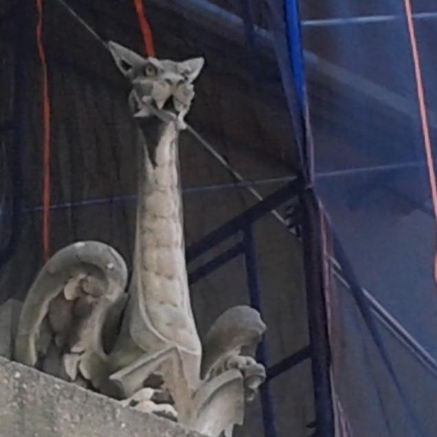 Brooklyn Museum Dragon