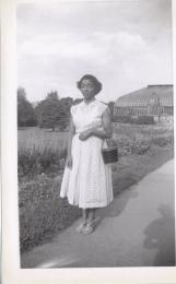 Mable Elizabeth Palmer circa 1950s