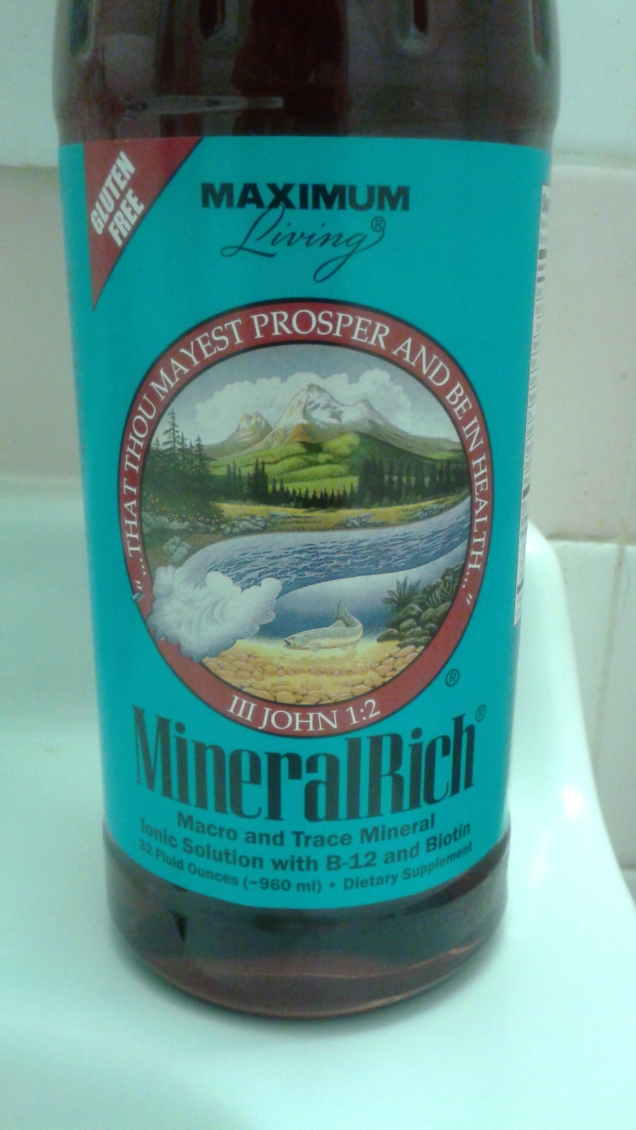 Mineral Rich