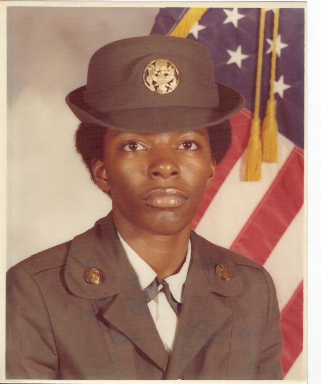DeBorah_US Army 1977-1981