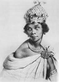 Queen Nzingha of Angola