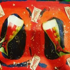 Glitter Boots Soulful Strut