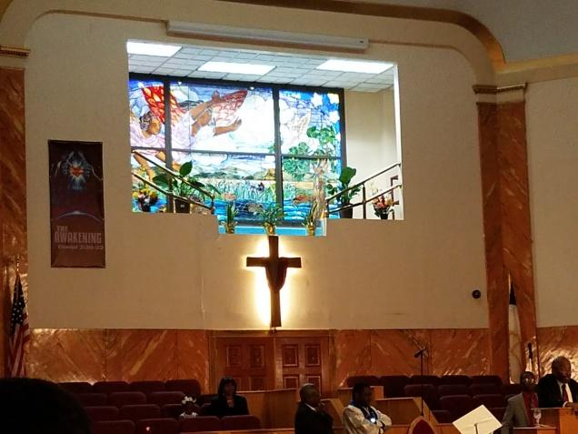 Wayside Baptist Church Altar