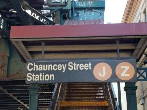 Chauncy Street is the subway stop that puts you right on the same block as Wayside Baptist Church